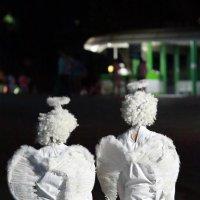 Ангелы идут домой. Крым. Судак. :: Сергей Сенич