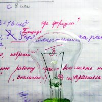 Просто выключили свет... :: Анатолий. Chesnavik.