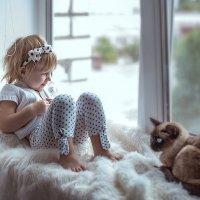 Кот и горошек) :: Андриенко Юля