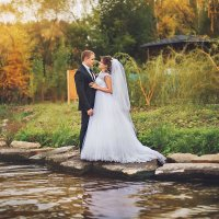 Осенняя свадьба :: Ольга Колодкина