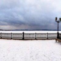 Скучная панорама декабря. :: Сергей Адигамов