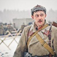 Красный командир. Лызлово 2015 :: Виктор Седов