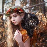 виолетта :: Виктория Гринченко
