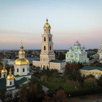 Дивеевский монастырь :: Андрей Холенко