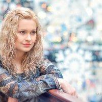 Новогодний портрет :: Таша Абанина