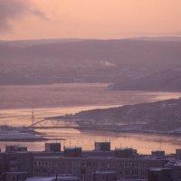Мурманск свысока :: Виктория Браун