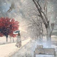«Снова зима сводит с ума ...» :: vitalsi Зайцев