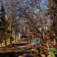 зимний день в Одессе :: Александр Корчемный