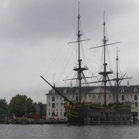 Прогноз погоды для Амстердама на сегодня, завтра, неделю - пасмурно... :: Юрий Поляков