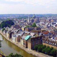 Французский город Намюр :: Лара Амелина
