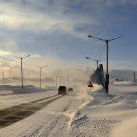 Зимняя дорога... :: Витас Бенета