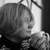 Кофе - это как маленький рай... :: Helen M.