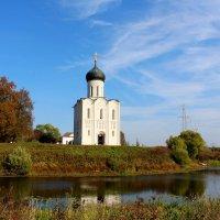 Храм Покрова на Нерли :: Катя Бокова