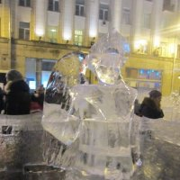 Царевна-Лебедь изо льда :: Дмитрий Никитин