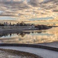 Зимний полдень :: Евгений Никифоров