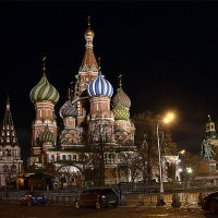 Московское время... :: Viktor Pjankov