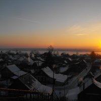 Вечер зимний :: Алена Смирнова