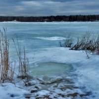 зеленый лед :: sergej-smv