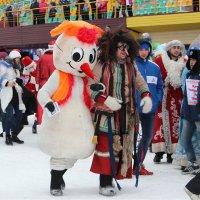 Праздник Алтайская зимовка(начало зимнего туристического сезона) :: Елена ))