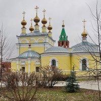 Храм Вознесения. :: Юрий Шувалов