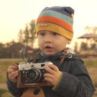 маленький фотограф :: Irina Novikova