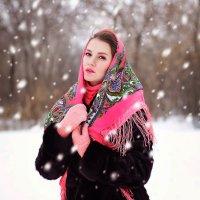 Зимняя сказка :: Ринат Хабибулин