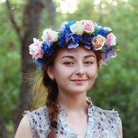 краса летней поры :: Анна Терпелец