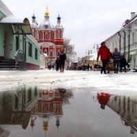 Клементовский переулок :: Ирина Бирюкова