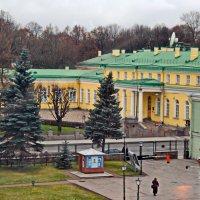 Правый флигель Таврического дворца :: Олег Попков