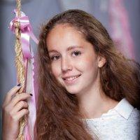 Девочка :: Надежда Макарова