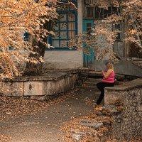 Девчонка с нашего двора :: Леонид Сергиенко