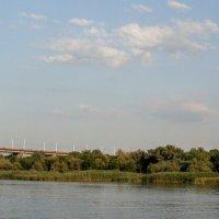 Мост через Дон. :: Larisa Ereshchenko