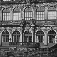 Дворец Цвингер Dresdner Zwinger :: Юрий Воронов