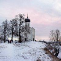 Церковь Покрова Пресвятой Богородицы на Нерли . :: Ирина Котенева