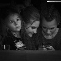 Про девочку Машу, которая не любила интернет... :: алексей афанасьев