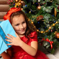 Подарочек от Дедушки Мороза :: Юлия Куракина