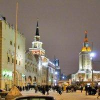 Комсомольская площадь в Москве :: Денис Кораблёв