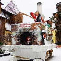 Волшебство-наше ремесло! :: Ирина Нафаня