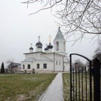 Храм Воскресения Славущего. :: Oleg4618 Шутченко