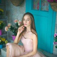 Чудесная девушка :: Алия Аминова