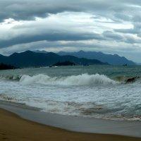 Море в Нячанге. :: Чария Зоя
