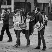 Жизнь в движении :: Наталья Одинцова