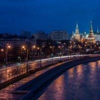 Вечерняя москва :: Sergey Анциферов