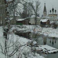Течет река и время с ней..... :: Святец Вячеслав