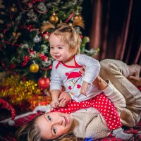 мама и дочка :: Кира Екименко