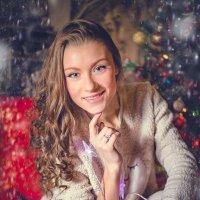 рождественский вечер :: Кира Екименко