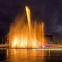Поющий фонтан :: Григорий Храмов