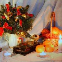 Новый год к нам мчится...Скоро все случится! :: Павлова Татьяна Павлова