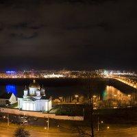 Огни большого города :: Олег Пученков