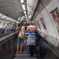 Пражское метро #4 :: Олег Неугодников